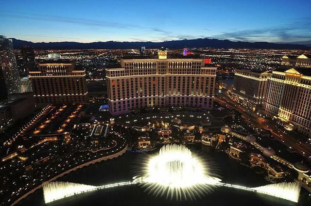 Dịch vụ khách sạn siêu sang giá 250.000 USD/đêm tại Las Vegas có gì đặc biệt? - Ảnh 1