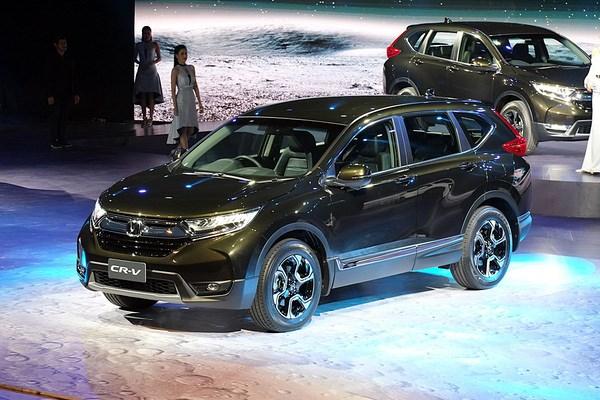 """Honda CR-V mới ra mắt có thực sự đáng """"đồng tiền, bát gạo""""? - Ảnh 1"""