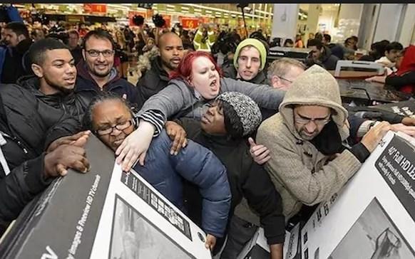 Các nhà bán lẻ Mỹ mong đợi sức mua sẽ tăng kỷ lục trong ngày Black Friday - Ảnh 1