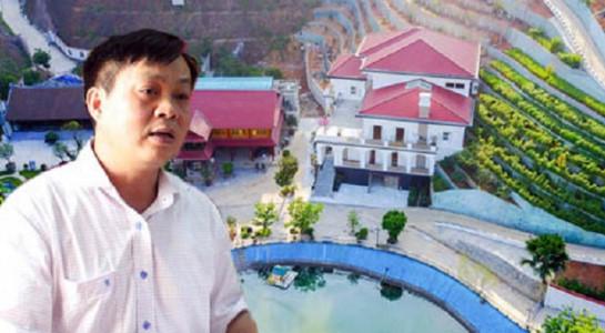"""Vụ """"biệt phủ"""" Yên Bái, thêm 11 cán bộ liên quan bị xử lý về mặt Đảng, chính quyền - Ảnh 1"""