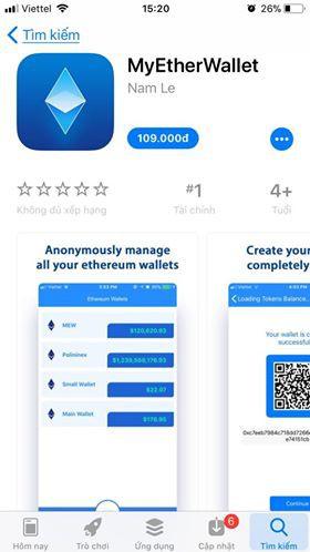 """Ví điện tử giả mạo của lập trình viên người Việt """"qua mặt Apple"""", lên App Store - Ảnh 2"""