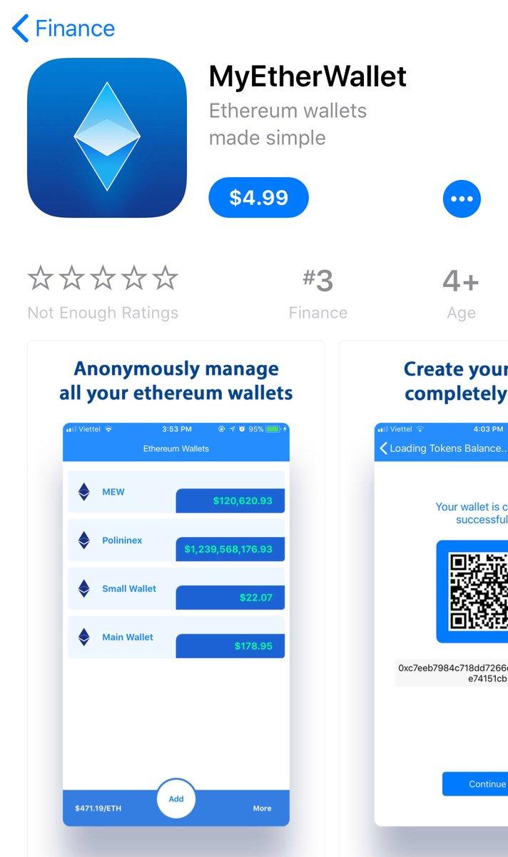 """Ví điện tử giả mạo của lập trình viên người Việt """"qua mặt Apple"""", lên App Store - Ảnh 1"""
