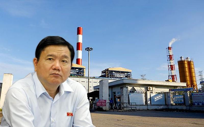 """Cú """"sa bút"""" của ông Đinh La Thăng ở dự án Nhiệt điện Thái Bình 2 - Ảnh 1"""