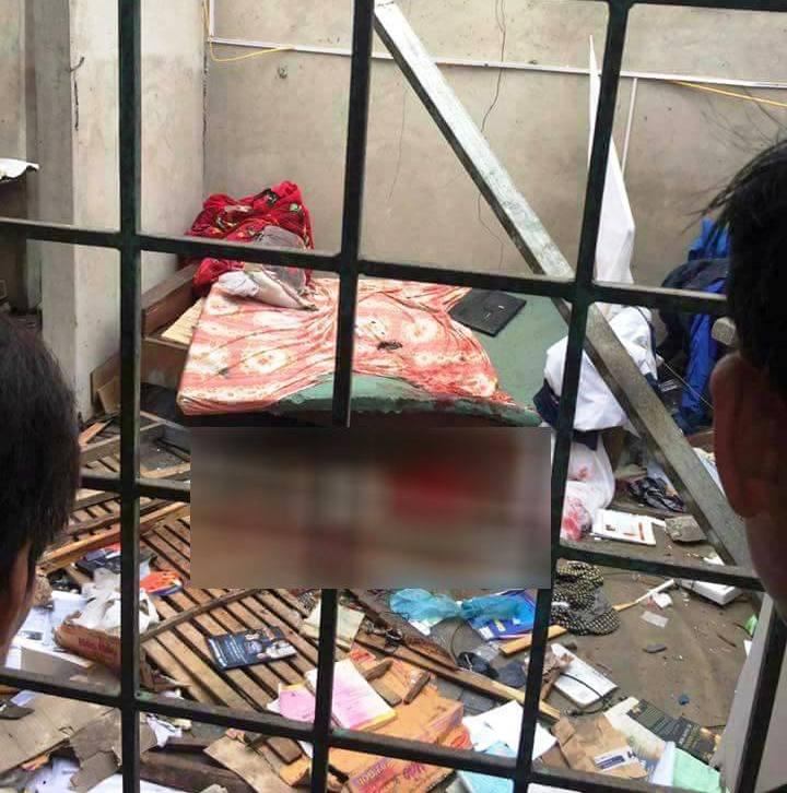 Nhân chứng kể lại giây phút kinh hoàng của vụ nổ tại Nghệ An - Ảnh 1