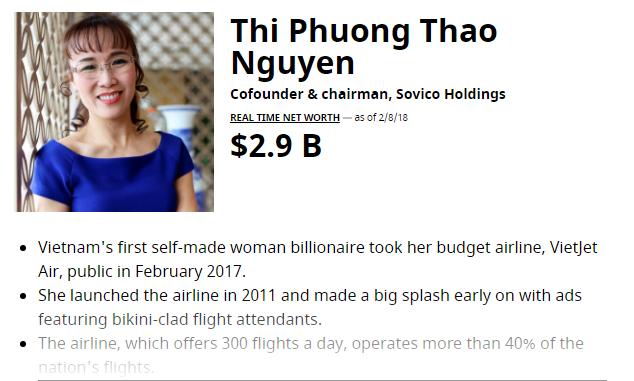 Doanh nhân tuổi Tuất: Nữ tỷ phú giàu nhất Việt Nam - Ảnh 3