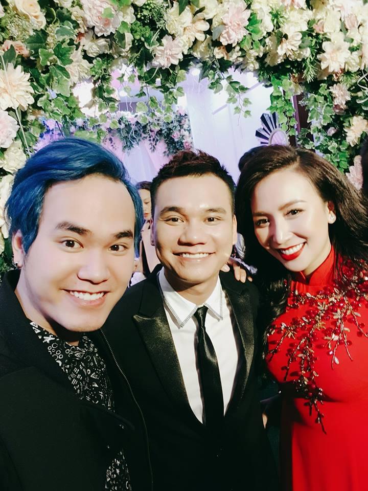Khắc Việt và bạn gái xinh đẹp tổ chức lễ ăn hỏi - Ảnh 3