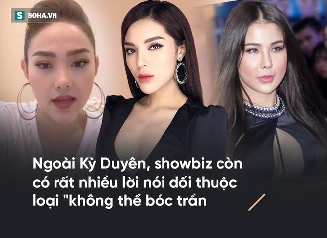 """""""Thần thái của Kỳ Duyên"""" và những sự thật kinh điển trong showbiz Việt - Ảnh 2"""