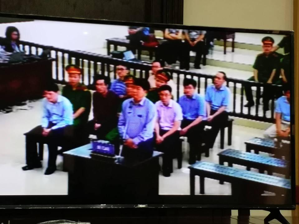 Xét xử phúc thẩm Đinh La Thăng: Nguyên Tổng Giám đốc PVN kêu oan - Ảnh 1
