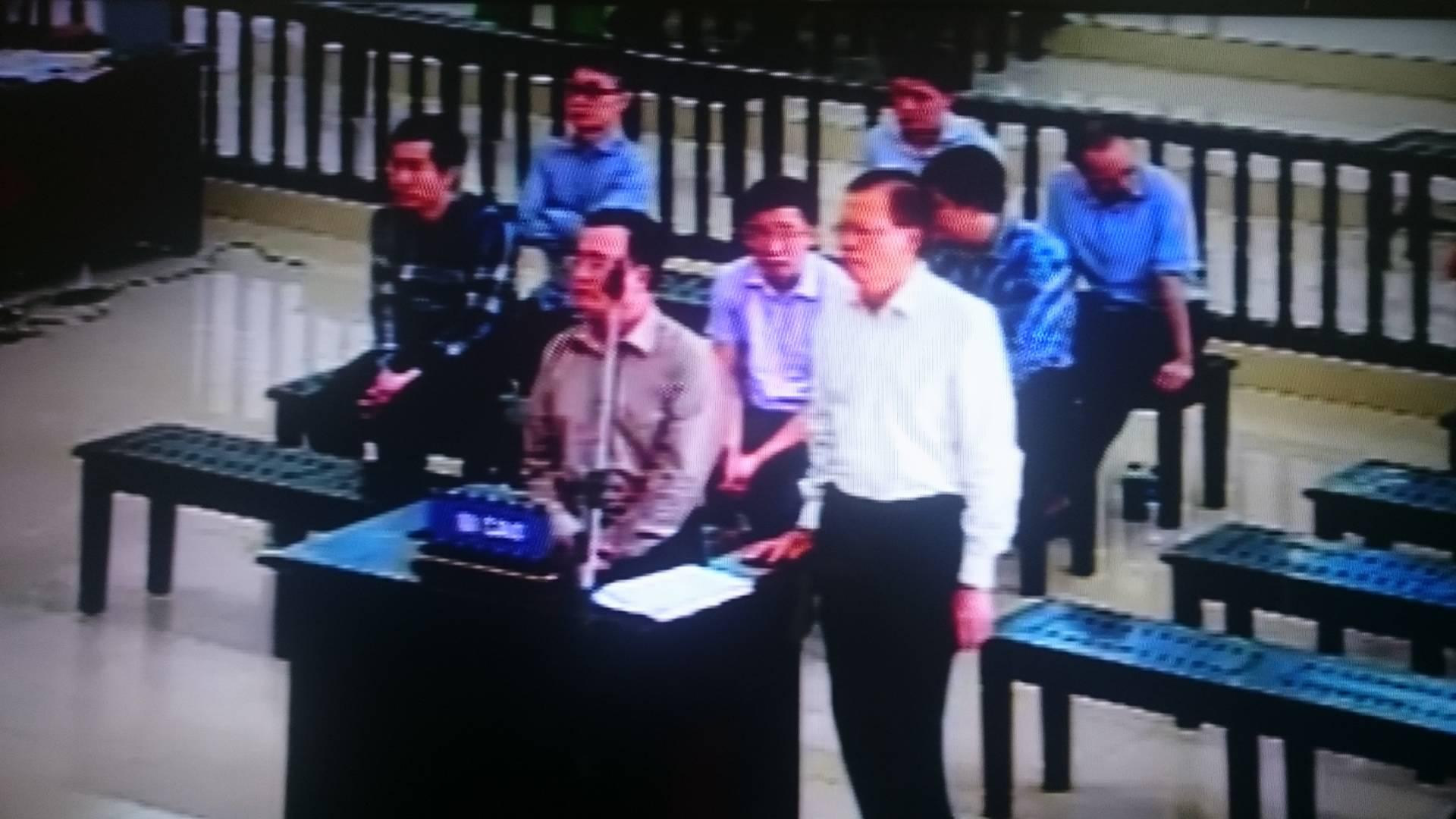 Xét xử phúc thẩm Đinh La Thăng: Nguyên Tổng Giám đốc PVN kêu oan - Ảnh 2