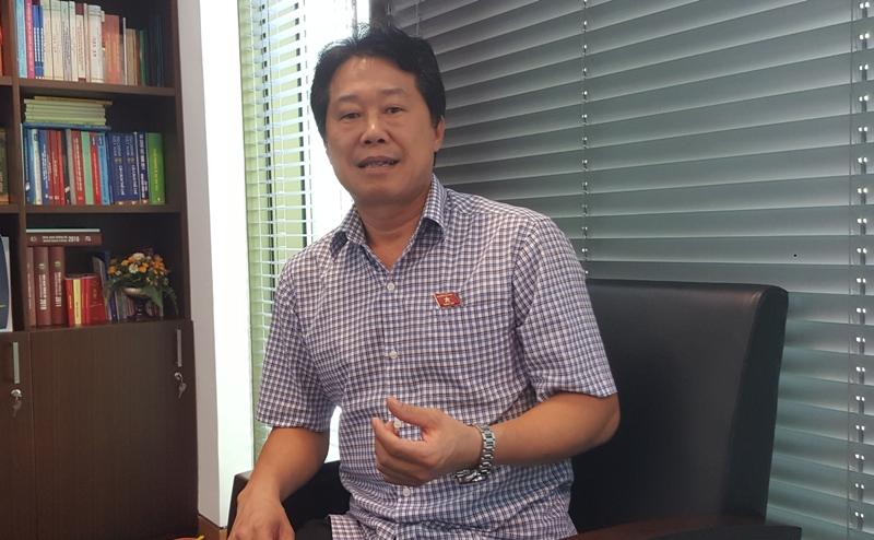 """ĐBQH Đinh Văn Nhã: Muốn đổi sang """"giá đường bộ"""" thì phải được Quốc hội cho phép! - Ảnh 1"""