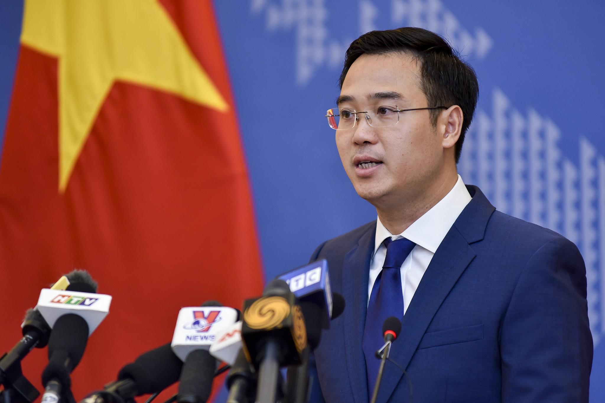 Bộ Ngoại giao lên tiếng vụ bản đồ Facebook vi phạm chủ quyền Việt Nam - Ảnh 1
