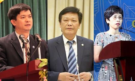 Thủ tướng Chính phủ bổ nhiệm nhân sự 3 cơ quan - Ảnh 1