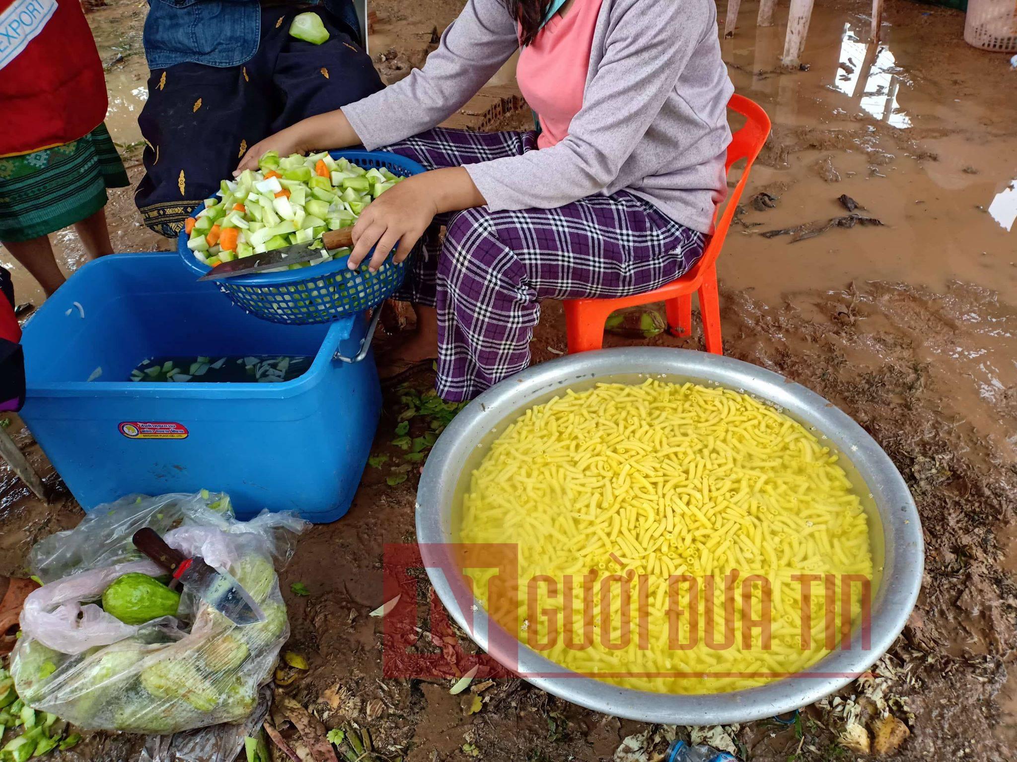 Vỡ đập thủy điện Lào: Cận cảnh công tác cứu hộ tại nơi cơn lũ vừa càn quét - Ảnh 15