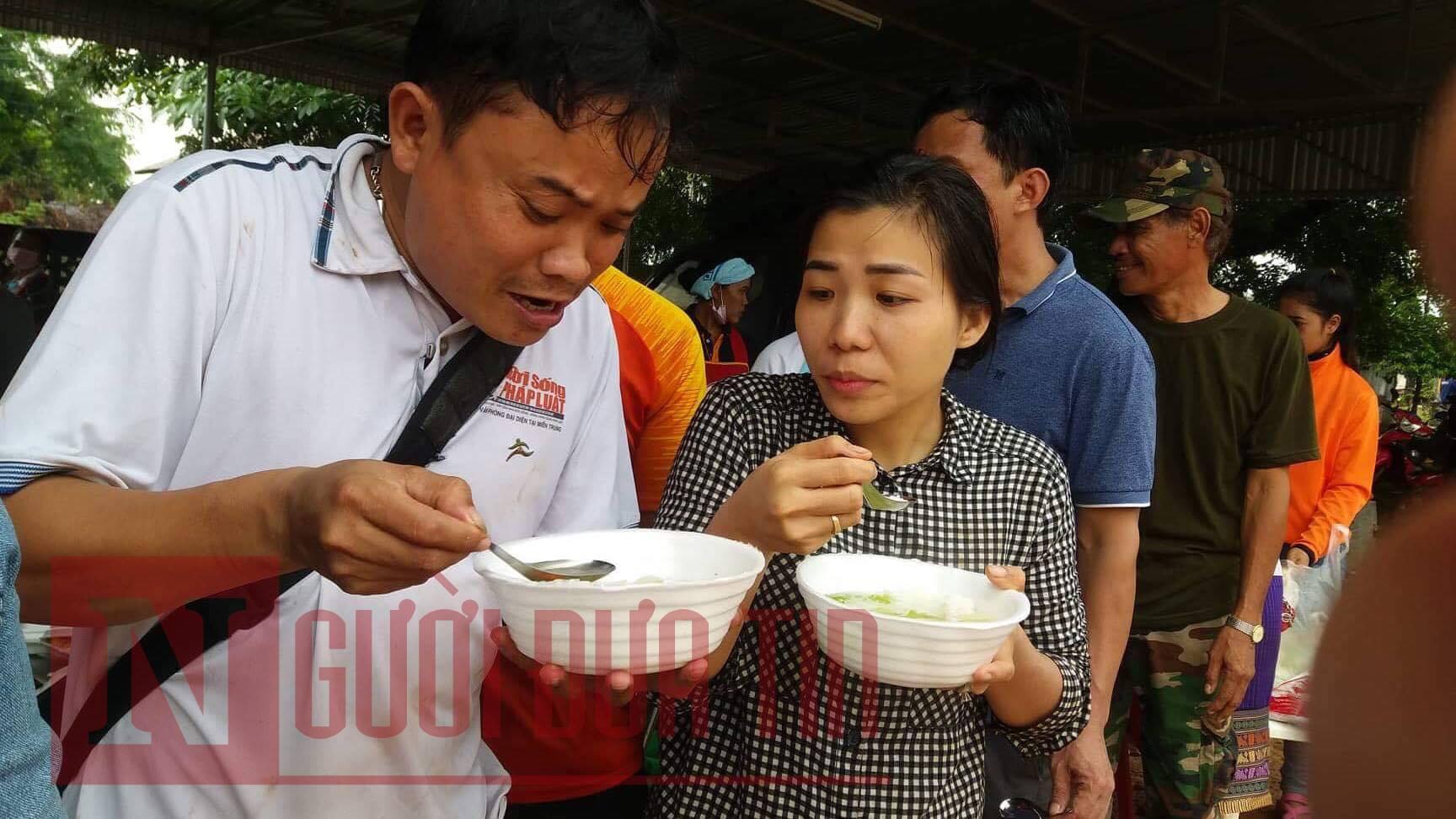 Vỡ đập thủy điện Lào: Cận cảnh công tác cứu hộ tại nơi cơn lũ vừa càn quét - Ảnh 16
