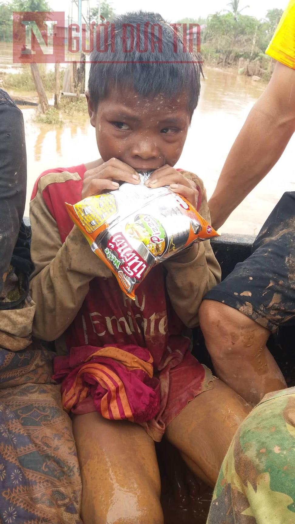 Vỡ đập thủy điện Lào: Cận cảnh công tác cứu hộ tại nơi cơn lũ vừa càn quét - Ảnh 4