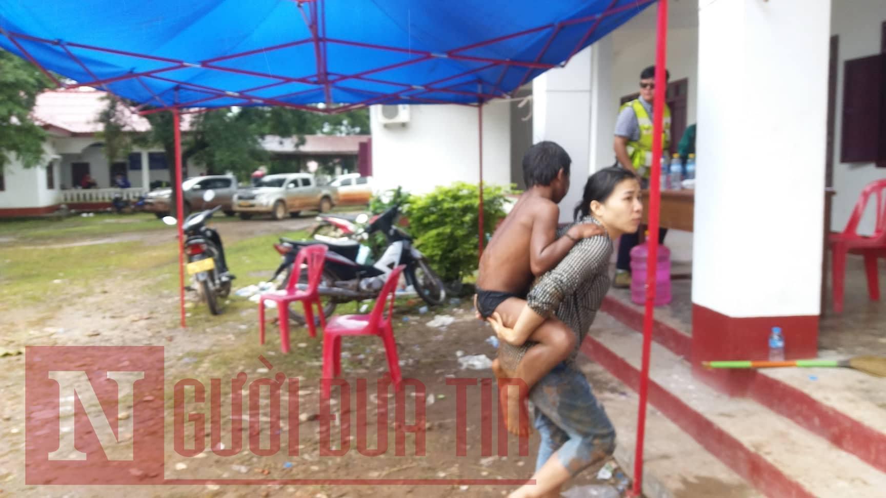 Vỡ đập thủy điện Lào: Cận cảnh công tác cứu hộ tại nơi cơn lũ vừa càn quét - Ảnh 10