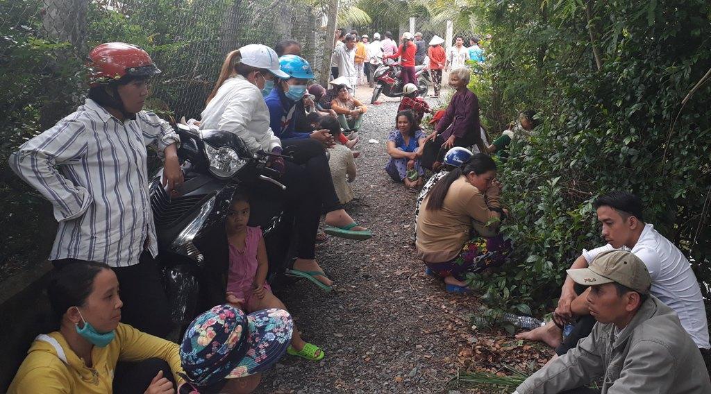 Vụ thảm án 3 người chết tại Tiền Giang: Nghi can sống khép kín, ít tiếp xúc với hàng xóm - Ảnh 3