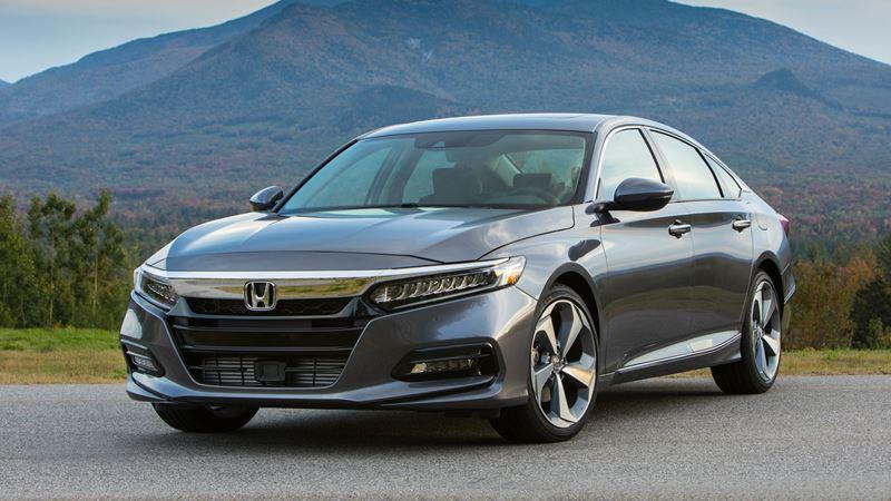 Bảng giá xe ô tô Honda mới nhất tháng 4/2019: Mẫu Accord có giá hơn 1,2 tỷ đồng