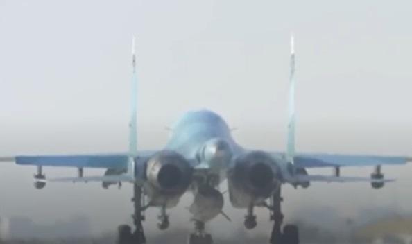 Video: Chiêm ngưỡng màn trinh sát thực địa Syria của phi công lái