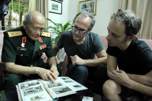 """Truyền hình Pháp """"vội vã"""" sang Việt Nam làm phim về Đại tướng Võ Nguyên Giáp - Ảnh 1"""