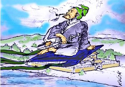 Ly kỳ chuyện Cao Biền trấn yểm long mạch đế vương ở Việt Nam - Ảnh 1