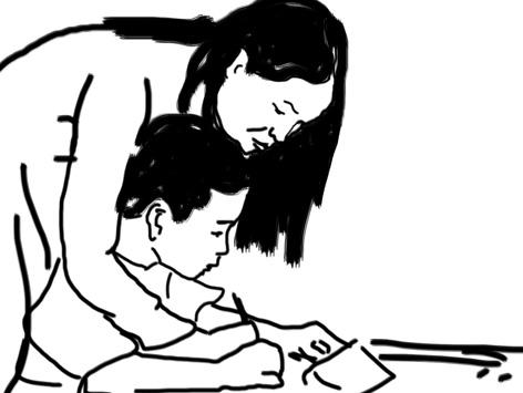 Những truyện ngắn hay về thầy cô cho báo tường ngày 20-11 - Ảnh 3