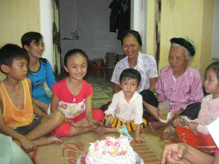 Gia đình là tài sản quý giá nhất  - Ảnh 1