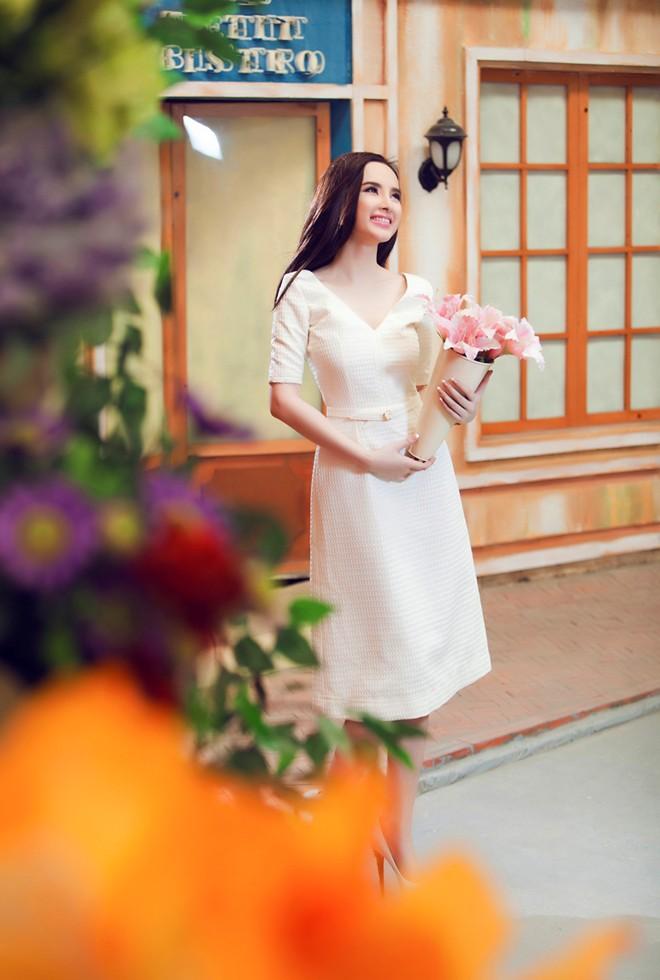 Angela Phương Trinh xinh tươi đón Xuân - Ảnh 11
