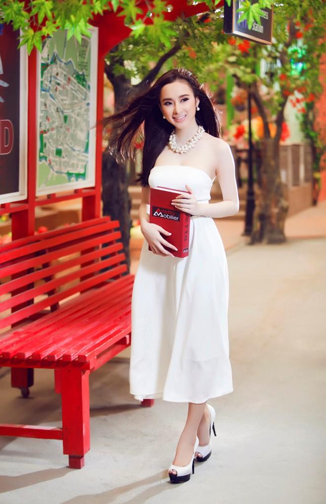 Angela Phương Trinh xinh tươi đón Xuân - Ảnh 2