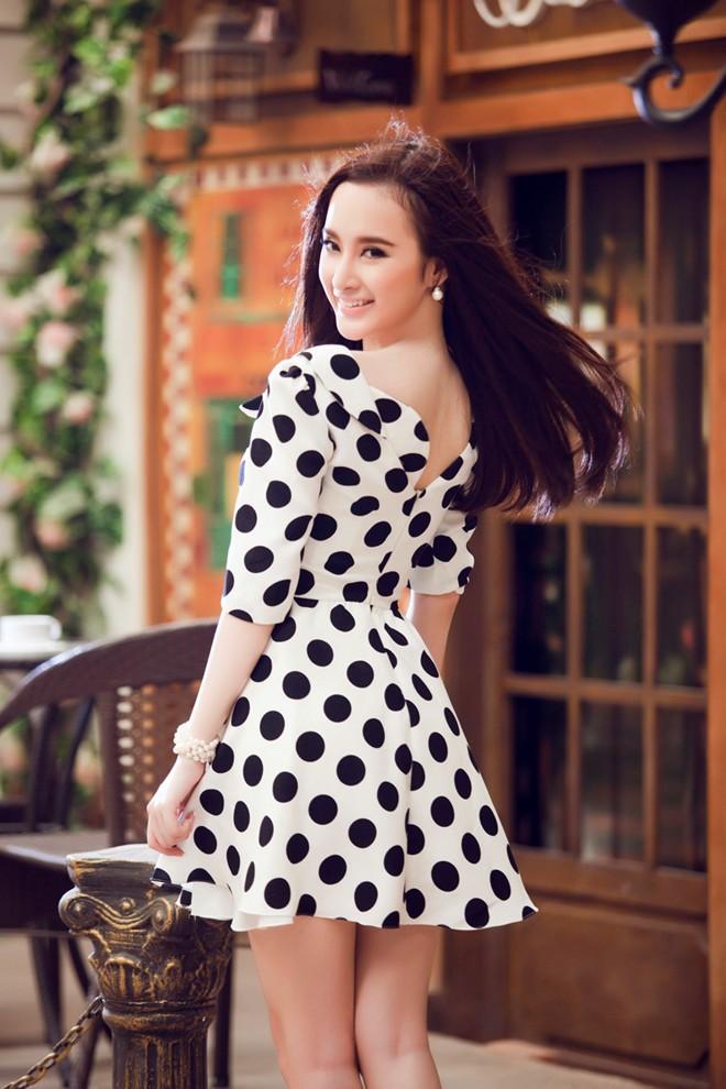 Angela Phương Trinh xinh tươi đón Xuân - Ảnh 5
