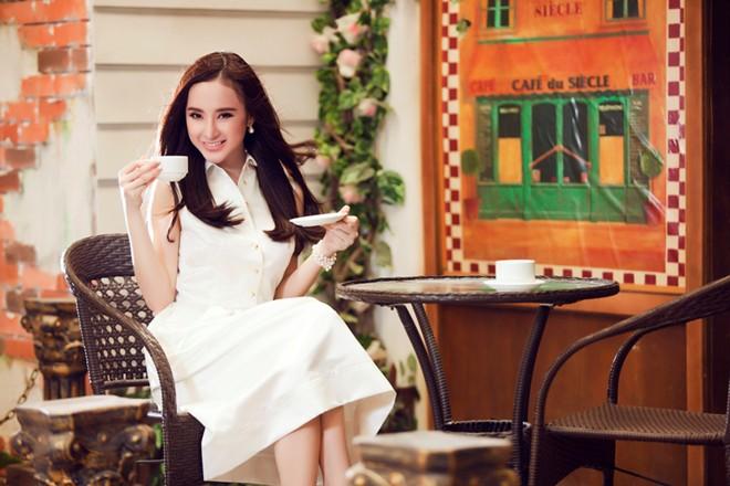 Angela Phương Trinh xinh tươi đón Xuân - Ảnh 6