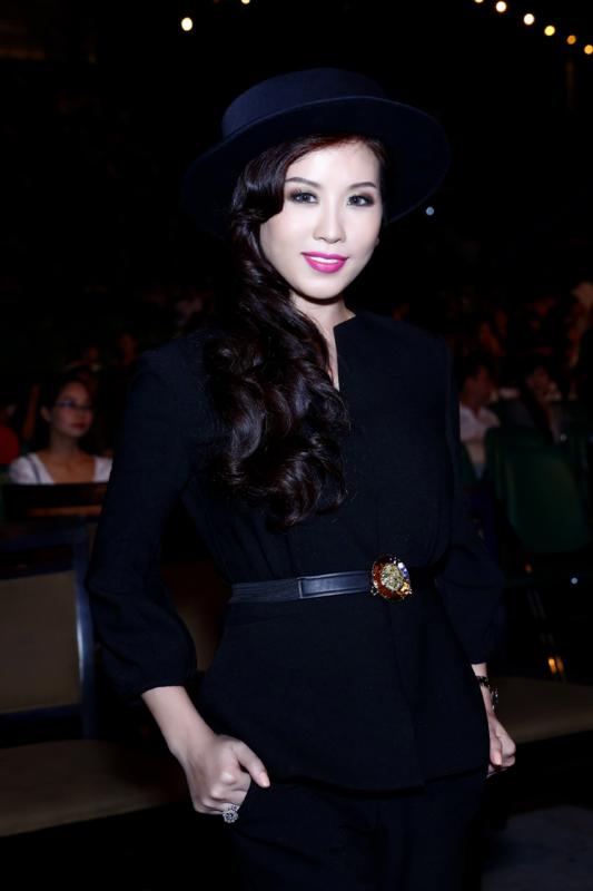 Hoa hậu Thu Hoài, Phương Thanh chuẩn men dự tiệc  - Ảnh 1