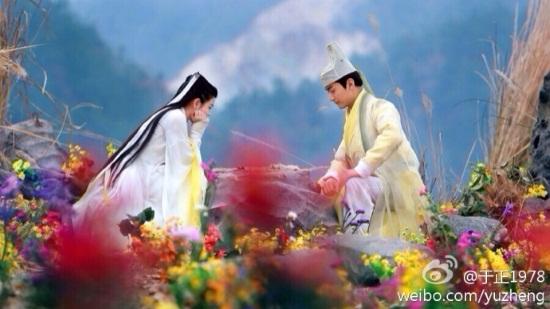 """Dương Quá hôn Tiểu Long Nữ say đắm trong """"Tân thần điêu đại hiệp""""  - Ảnh 13"""