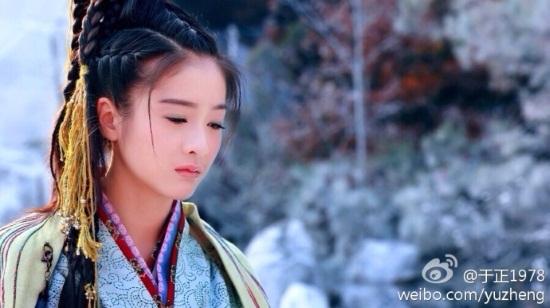 """Dương Quá hôn Tiểu Long Nữ say đắm trong """"Tân thần điêu đại hiệp""""  - Ảnh 3"""