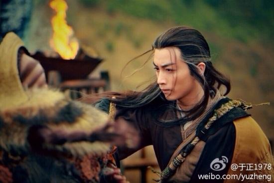 """Dương Quá hôn Tiểu Long Nữ say đắm trong """"Tân thần điêu đại hiệp""""  - Ảnh 4"""