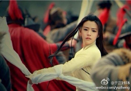 """Dương Quá hôn Tiểu Long Nữ say đắm trong """"Tân thần điêu đại hiệp""""  - Ảnh 5"""