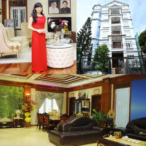 Bức tranh giàu - nghèo trong showbiz Việt - Ảnh 20