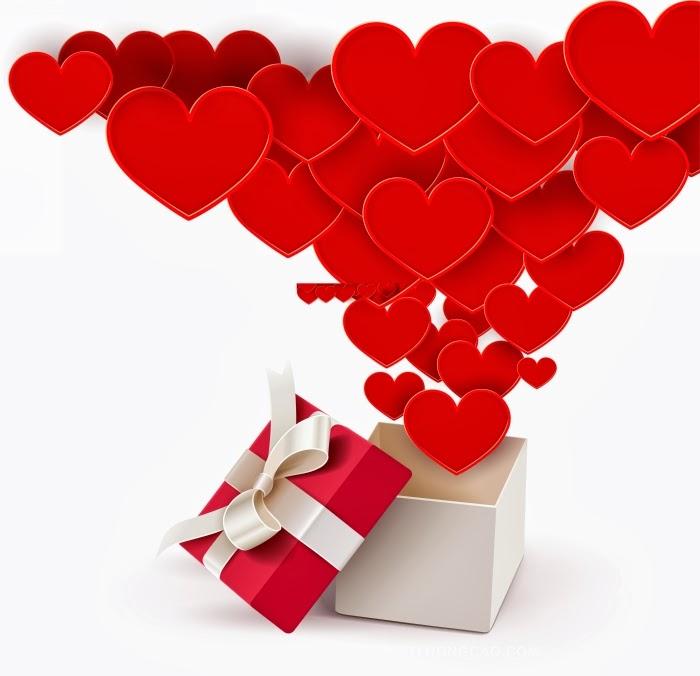 Những hình ảnh Valentine dễ thương, ý nghĩa nhất - Ảnh 5