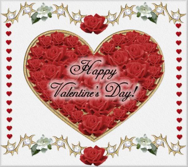 Những hình ảnh Valentine dễ thương, ý nghĩa nhất - Ảnh 9
