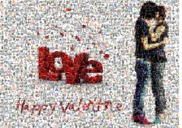 Những hình ảnh Valentine dễ thương, ý nghĩa nhất - Ảnh 12