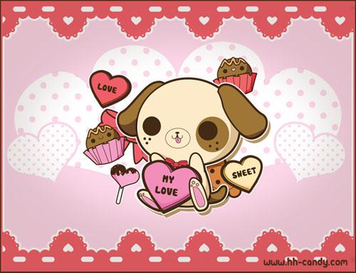 Những hình ảnh Valentine dễ thương, ý nghĩa nhất - Ảnh 13