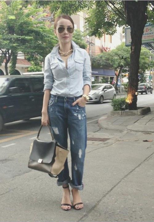 """Street Style - """"Vũ điệu đường phố"""" của các ngôi sao - Ảnh 8"""