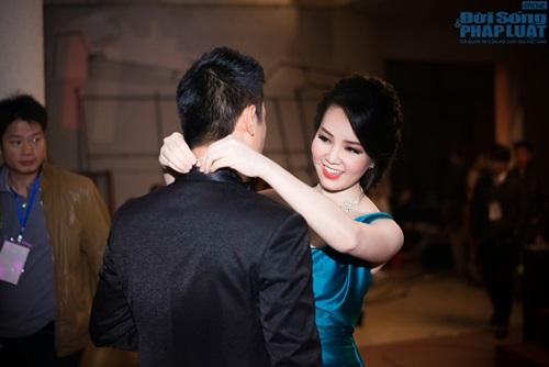 """Mai Phương Thúy giản dị làm giám khảo """"Người đẹp Kinh Bắc"""" - Ảnh 3"""