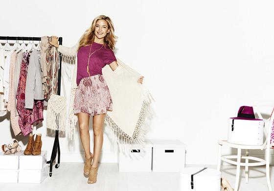 Kate Hudson trẻ trung với thời trang New Lindex - Ảnh 2