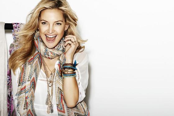Kate Hudson trẻ trung với thời trang New Lindex - Ảnh 4