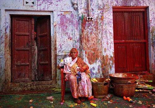 Lễ hội Holi: Cuộc chiến của những sắc màu ở Ấn Độ - Ảnh 14