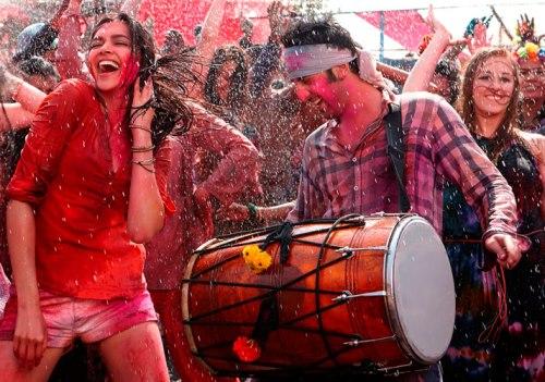 Lễ hội Holi: Cuộc chiến của những sắc màu ở Ấn Độ - Ảnh 16