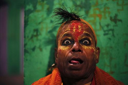 Lễ hội Holi: Cuộc chiến của những sắc màu ở Ấn Độ - Ảnh 8