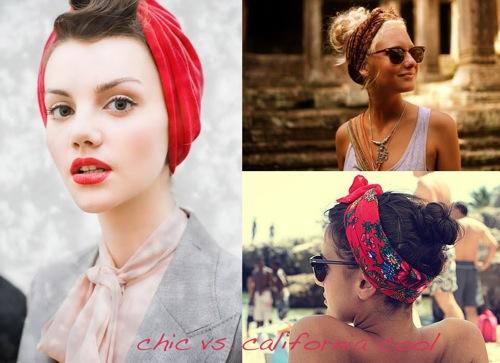 Biến tấu thành các kiểu tóc cá tính với khăn turban chào Hè - Ảnh 3