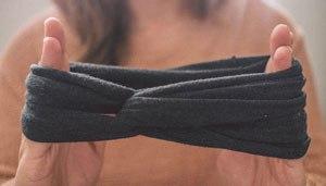 Biến tấu thành các kiểu tóc cá tính với khăn turban chào Hè - Ảnh 15